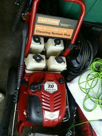 Crafstman 7.0 2800 psi in excellent condition Stockton, 95207