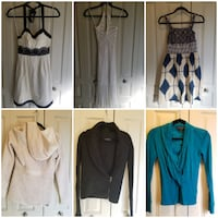 Extra Small XS Dresses Tops and Sweaters & Jackets Calgary