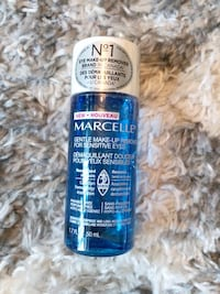 New makeup remover (travel size)