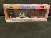 Drinking Glass Set Count Chocula, boo-berry, Franken berry San Jose, 95121