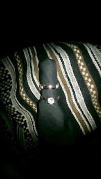 Engagement ring and Wedding band, brand new, never used Regina, S4T