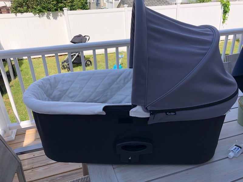Baby Jogger Deluxe bassinet  c714ee82-0308-425a-8921-993701694df6