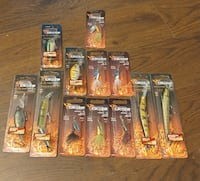 Selling fishing lures null