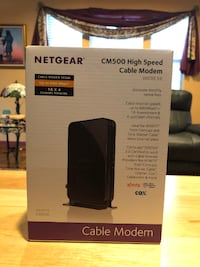 Cox Router and Modem Chesapeake