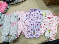 baby girl sleepers Milton, L9T 0G4