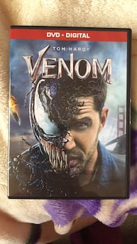 Venom Movie (DVD + Digital Copy) Springfield, 22150