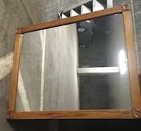 Wooden framed mirror Alexandria, 22303