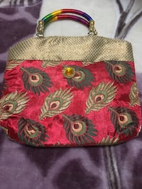 Handmade colourful bag Surrey, V3T 0C6