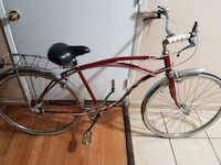 VINTAGE 3 Speeds Cruiser Bike. Long Beach