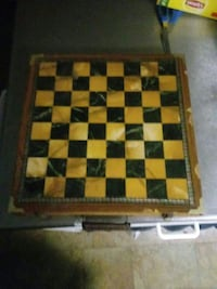 Old backgammon and chess set Bellville, 44813