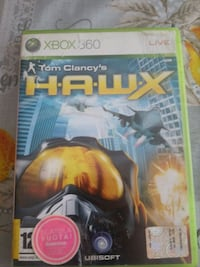 Xbox 360 Tom clancy H-A-W-X 6809 km