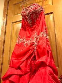 Red Prom Dress!