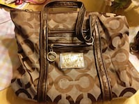 I have 2 authentic close to brand new coach bags(  Brockton