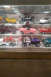 Hot Wheels 100th Anniversary AUTOMOBILE 1910-1990  Westchester, 60154