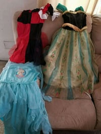 Play dresses/costumes Downey, 90241