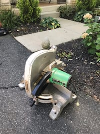 Hitachi miter saw 15 in model C15FB Bel Air, 21014