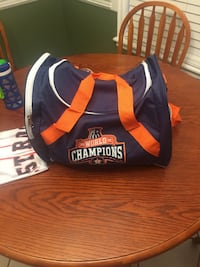 Houston Astros giveaway duffel bag Fort Smith, 72903