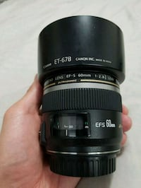 Canon 60mm 2.8 macro lens Mississauga, L4Y 3G8
