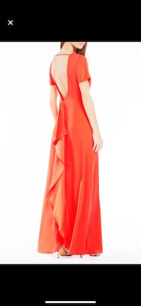 BCBG orange gown Ajax, L1S 6H3