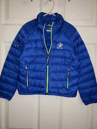 Polo Down jacket- Boys 5-7 yr old Fairfax, 22033