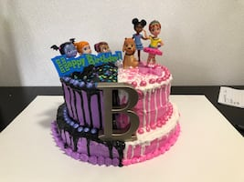 Personalized cakes