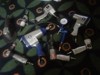 9 Air Tools 1, Impact Wrench 1inch and 2,-- Brantford, N3S 3T3
