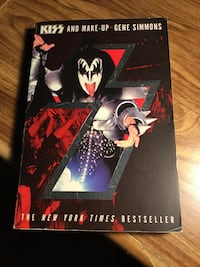 Kiss And make up gene Simmons book Toronto, M3L 2K1