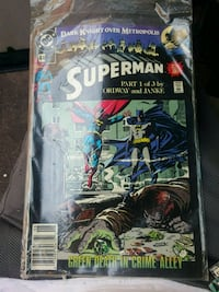 18 Vintage Comics from late 80s, early 90s. Burnaby