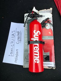 Supreme Kidde Fire Extinguisher