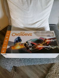anki overdrive racing set used but great condition  Mississauga, L5E 2M2