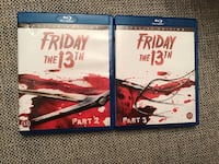 Blu Ray Friday the 13th null, 1743