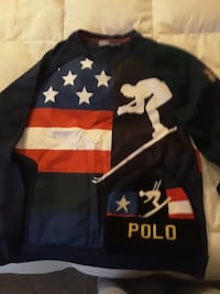 Polo Sweatshirt / Hat Ski Edition Fredericksburg, 22401