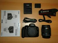 Canon EOS 1300D Kit 18-55 IS II Novosibirsk, 630058
