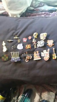Pin collection Spring Hill, 34609