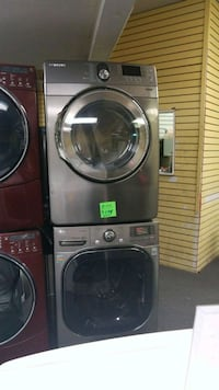 LG washer and Samsung dryer set in great condition Randallstown