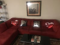Beautiful red sectional Laurel, 20707