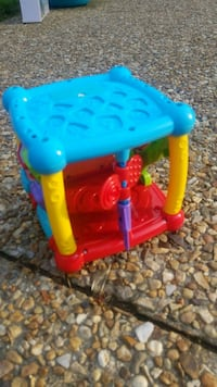 toddler's blue and red plastic toy Mechanicsville, 23116
