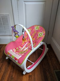 Fisher Price Infant to Toddler Rocker/Chair