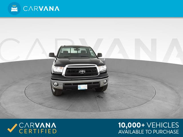 Photo 2013 Toyota Tundra Regular Cab pickup Pickup 2D 6 1/2 ft Black <br