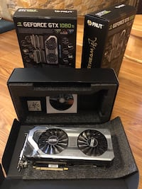 Видеокарта Palit 1080ti Super Jetstream NEW Уфа, 450000