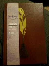 New Bonded Leather Journal Canyon, 79015