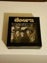 NEW The Doors Shot Glasses - Set of 4, orig $19.99 Springfield