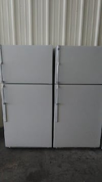 Coldest!!!! GE and Hotpoint Top Freezer Refrigerator  Mesquite