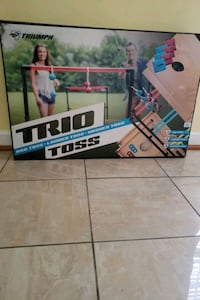 Trio toss game Germantown, 20874
