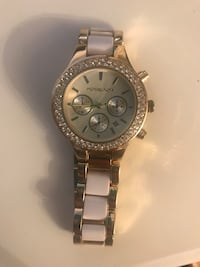 Micheal Kors Watch white/gold Rocky Mount, 27801