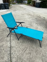 Folding Chair - adjustable