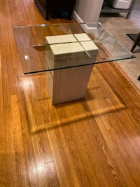 Glass End table Staten Island, 10308