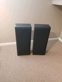 Technics Speakers  Niagara Falls, L2H 3K5