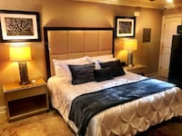 King bedroom set including mattress, night stands and much more Metairie, 70002