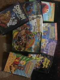 toddler's animated movie collection Houma, 70360